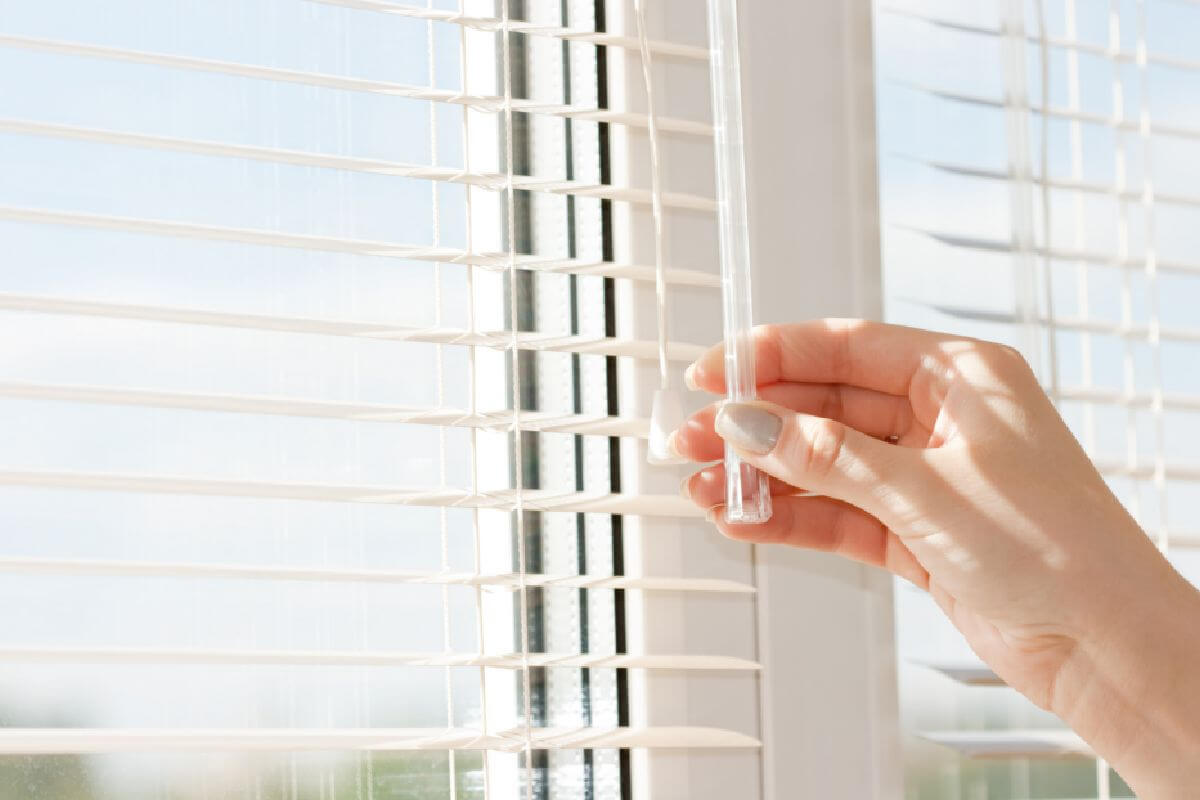 uPVC Window Blinds Cheshire